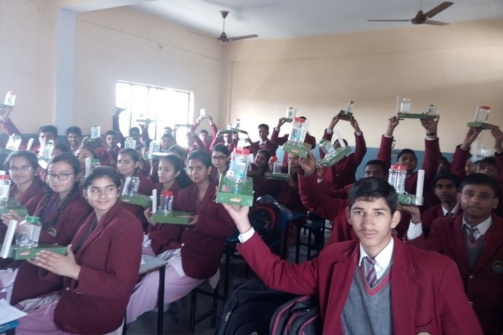 Divine Light School-Classroom