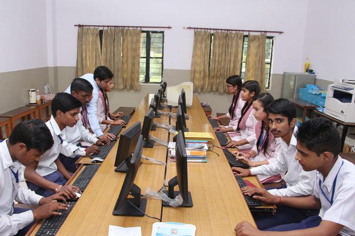 Divine Light School-Computer Lab