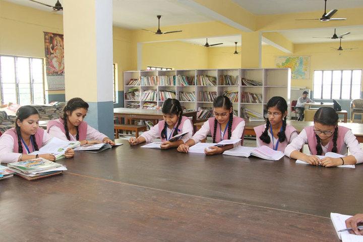 Divine Light School-Library