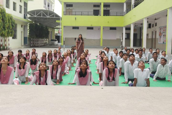 Divine Light School-Physical Education