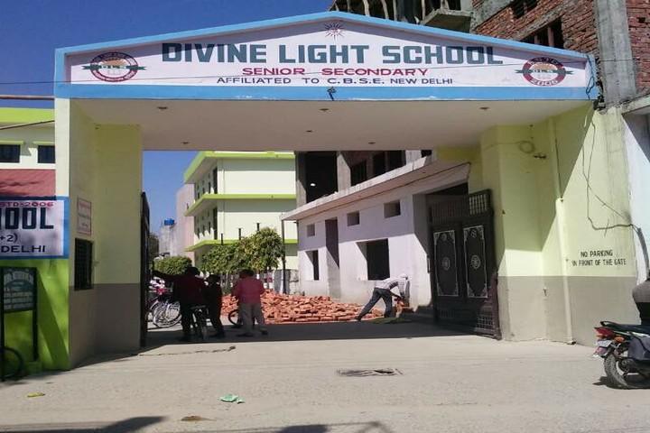 Divine Light School-School Entrance