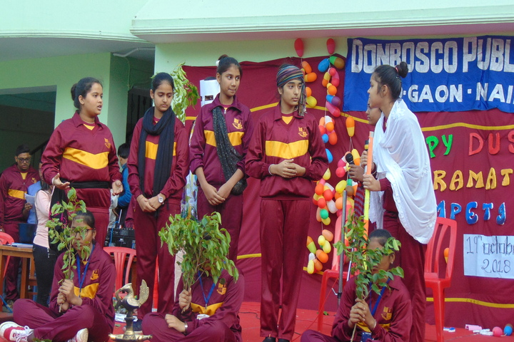 Don Bosco Girls College-Drama