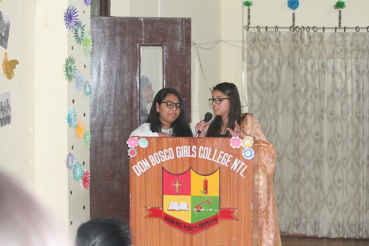 Don Bosco Girls College-Event