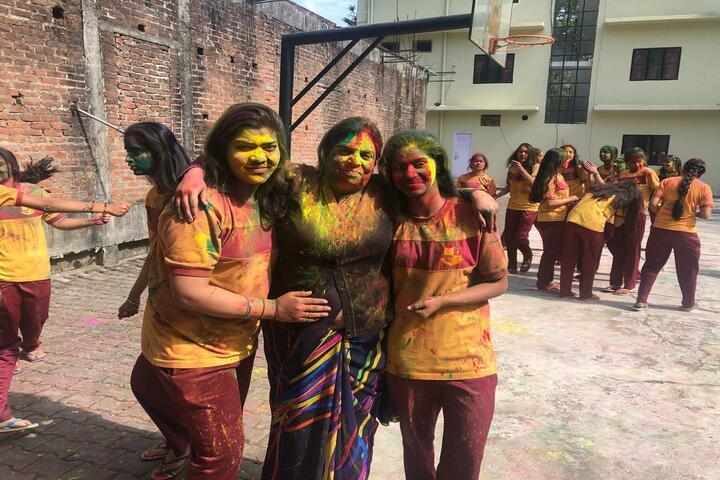 Don Bosco Girls College-Holy Celebrations