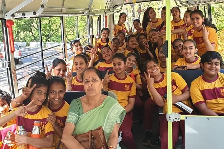 Don Bosco Girls College-Tour