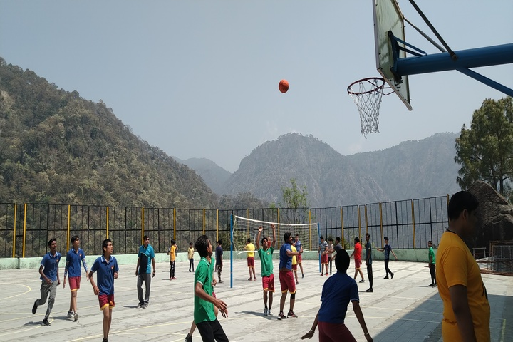 Don Bosco Public School-Basket Ball Court