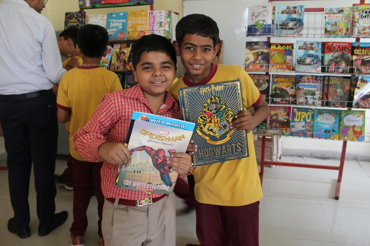 Don Bosco Public School-Book Fair
