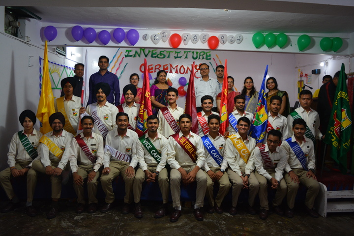 Don Bosco Public School-Investiture Cermony