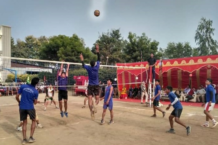 Don Bosco School-Badminton Court