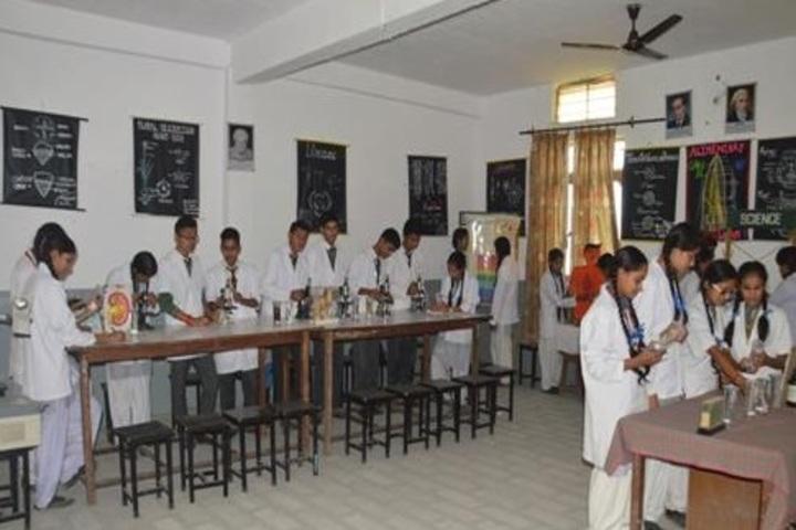 Don Bosco School-Bio Lab
