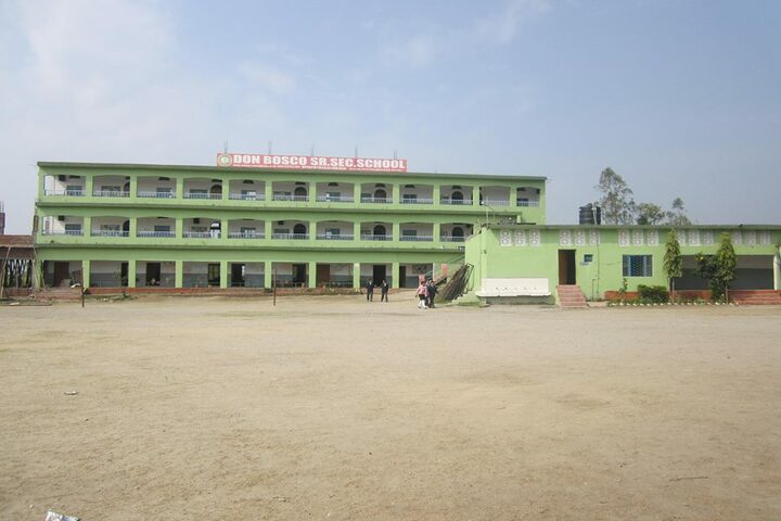 Don Bosco School-Campus View