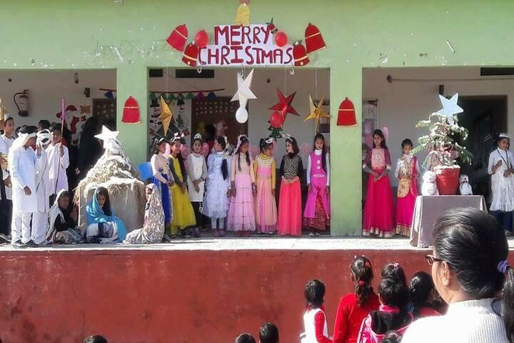 Don Bosco School-Christmas Celebrations
