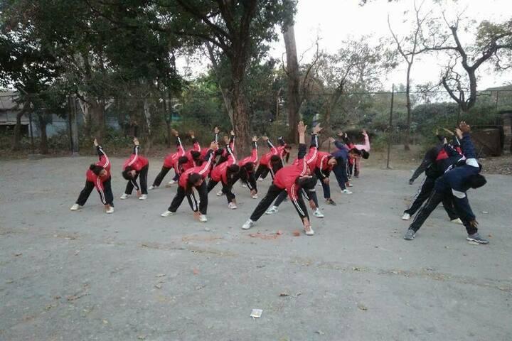 Don Bosco School-Physical Education