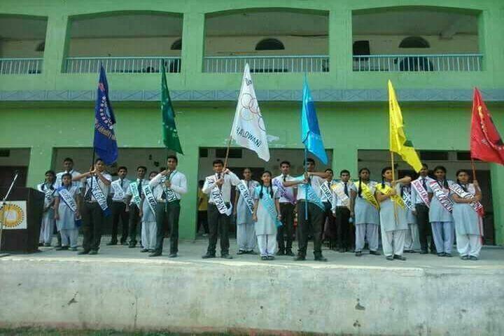 Don Bosco School-Sports Meet