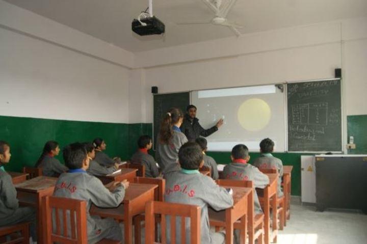 Doon Bhawani International School-AV Room