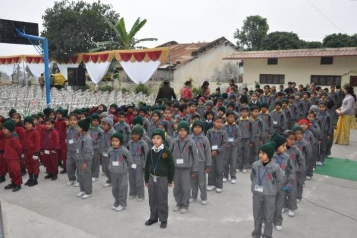 Doon Bhawani International School-Assembly