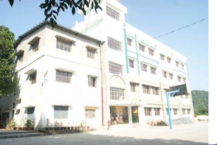 Doon Bhawani International School-Campus View