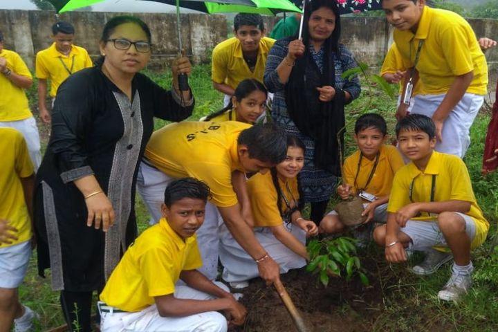 Doon Bhawani International School-Green Day