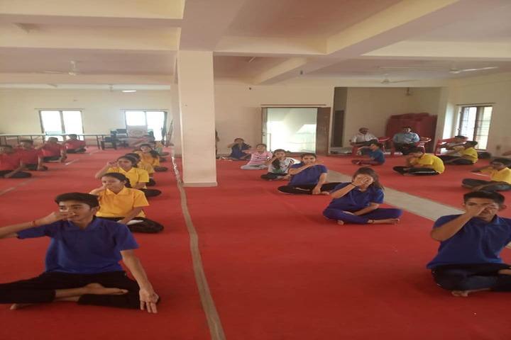 Doon Bhawani International School-Physical Education
