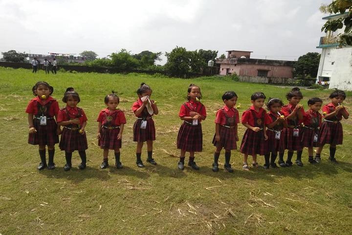 Doon Bhawani International School-Sports Day