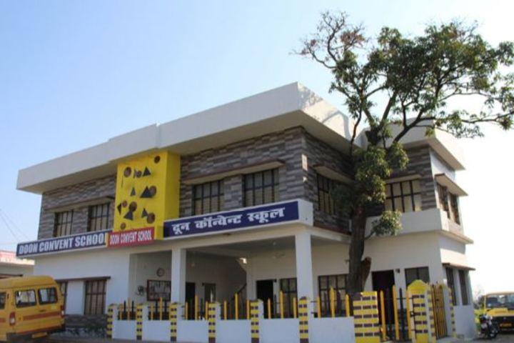Doon Convent School-Campus View