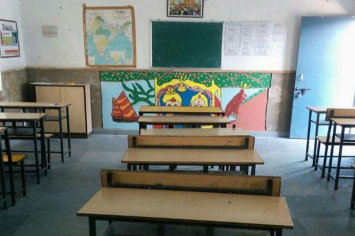 Doon Convent School-Class room