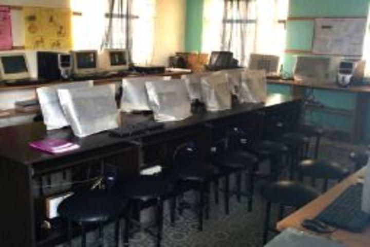 Doon Convent School-Computer Lab