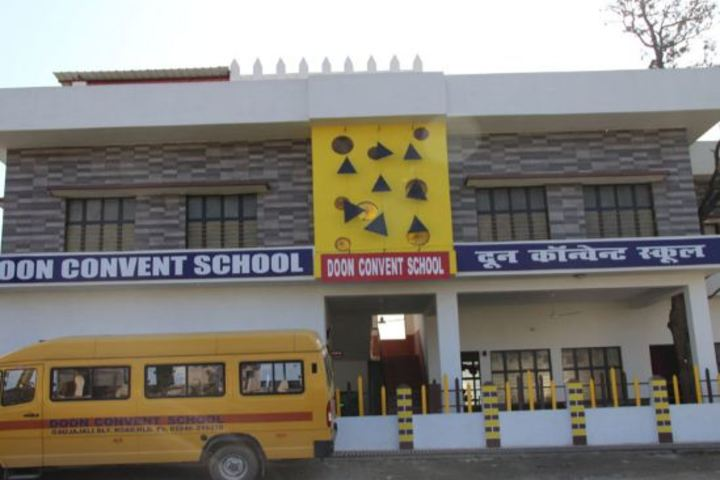 Doon Convent School-Transport