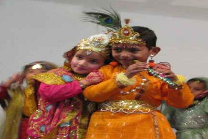Doon Convent School-Festive Celebrations