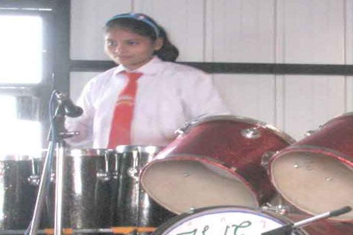 Doon Convent School-Music Room