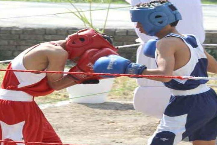 Doon Convent School-Taekwondo