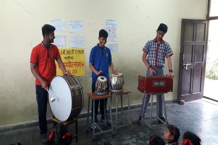 Kendriya Vidyalaya- Music Class