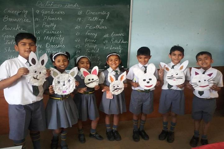 Doon Globel School-Art and Craft