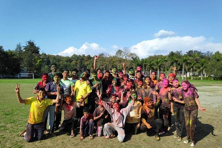 Doon Globel School-Holy Celebrations