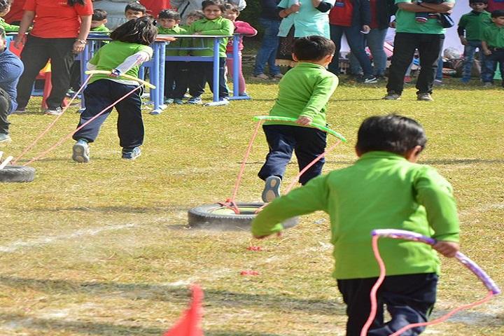 Doon Globel School-Sports Day