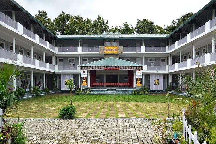 Doon Heritage School-Campus View
