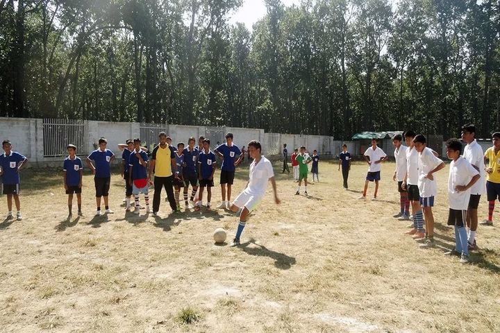 Doon Heritage School-Play Area
