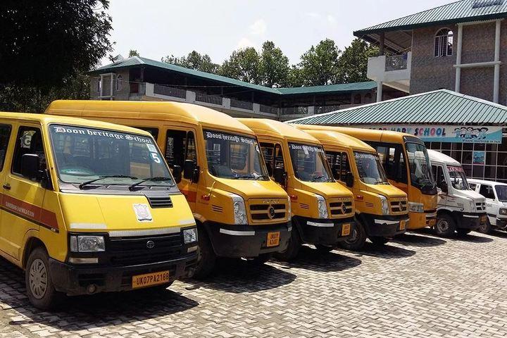 Doon Heritage School-Transport