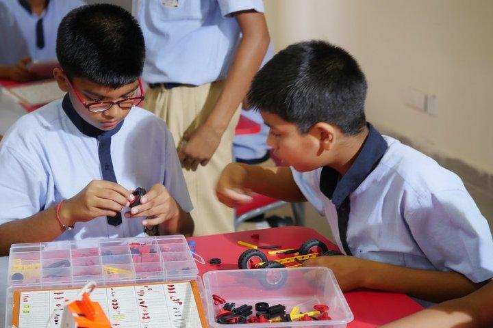 Doon International School Riverside Campus-Activity Room