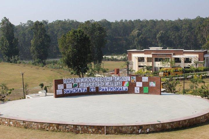 Doon International School Riverside Campus-Campus View