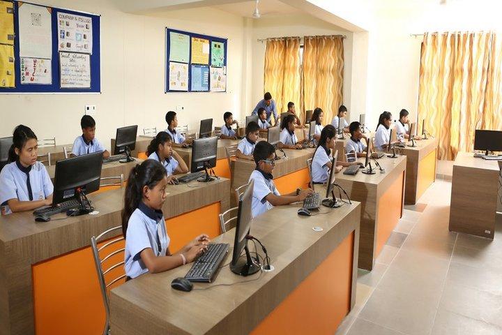 Doon International School Riverside Campus-Computer Lab