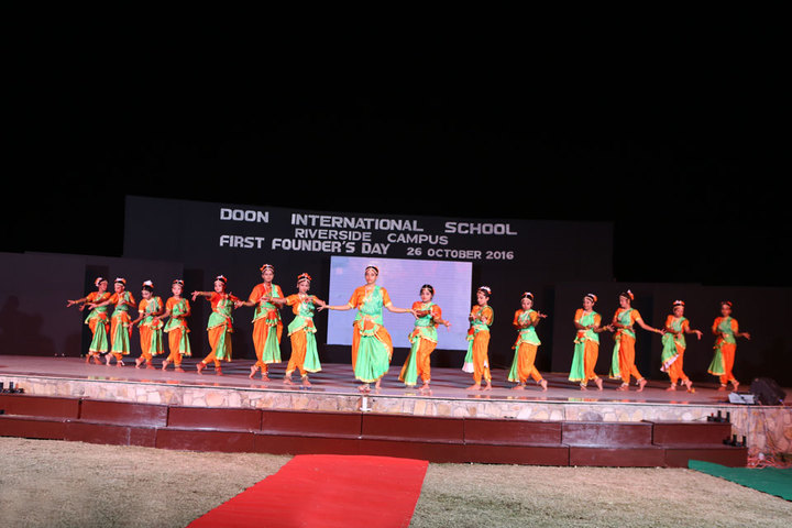 Doon International School Riverside Campus-Culturals