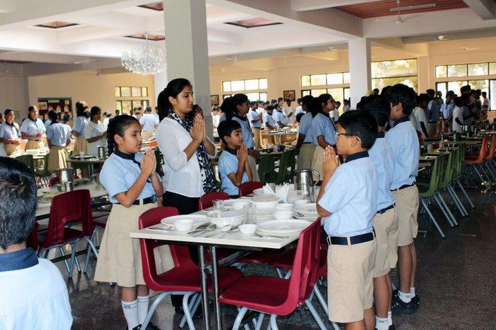 Doon International School Riverside Campus-Dining Hall