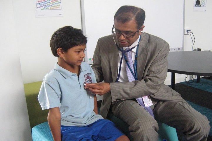Doon International School Riverside Campus-Health Checkup