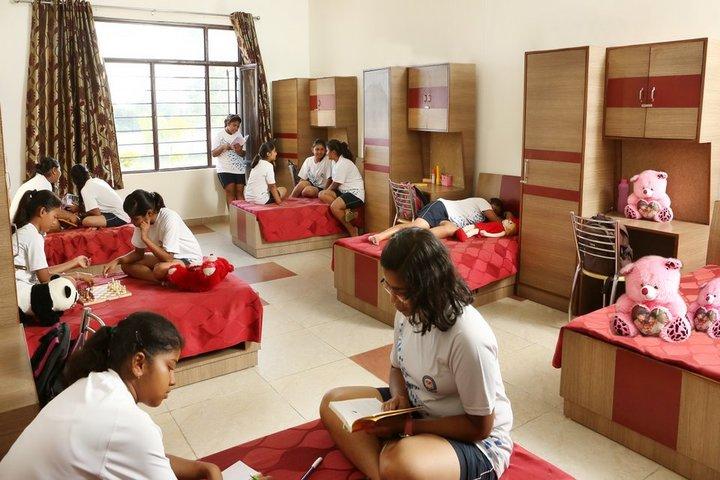 Doon International School Riverside Campus-Hostel