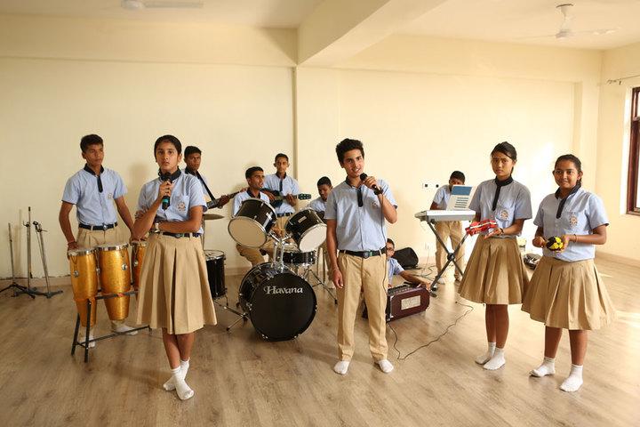 Doon International School Riverside Campus-Music Room