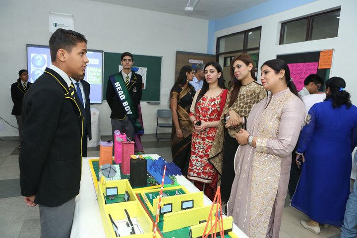 Doon International School Riverside Campus-Science Exhibition