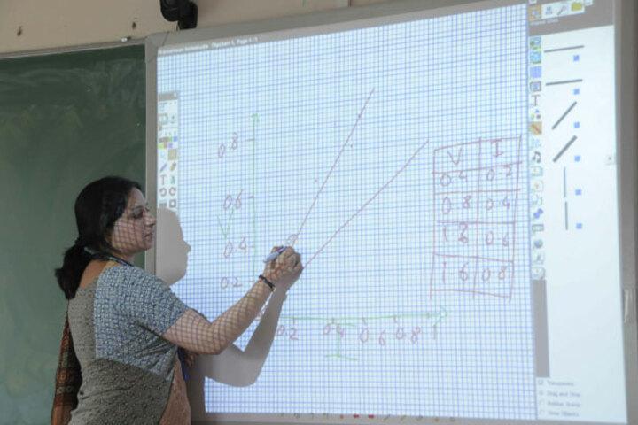Doon International School-Digital Classroom