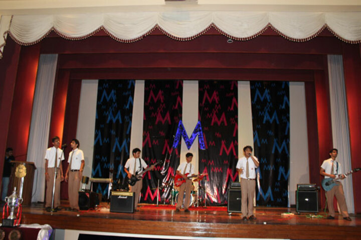 Doon International School-Group Song