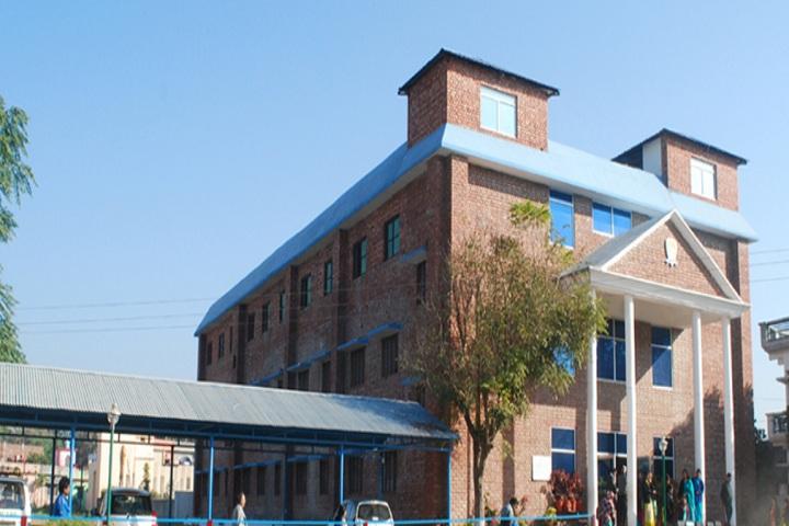 Doon Laurels Academy-School building